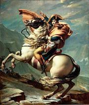 ציור של נפוליון