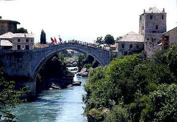 הגשר במוסטאר