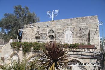 בית הכנסת של מוצא