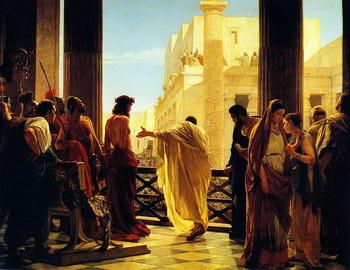 ישו מובל הצלב