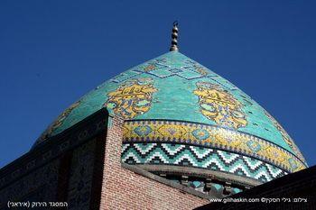 המסגד הירוק - ירוון
