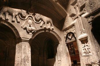 מנזר גרארד, ארמניה