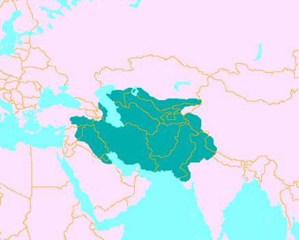 האימפריה של טימור לנק