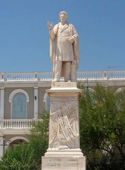 פסל סולומוס בזקינטוס