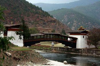 הגשר לדזונג של פונקהא