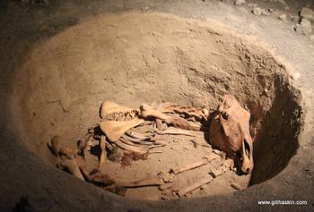 בית הקברות של אסטנה