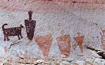 פטרוגליפים - נאבאחו