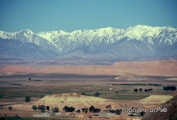 הרי האטלס הגבוה