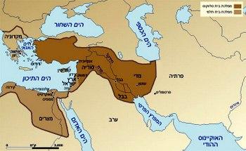 ממלכת אלכסנדר בין הדיאדוכים