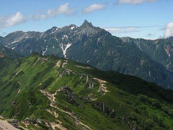 הרי Yari. מחוז