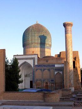 מסגד גורי אמיר, סמרקנד