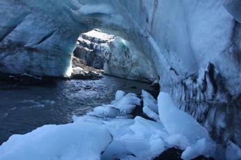 קרחון קרפייל, איסלנד