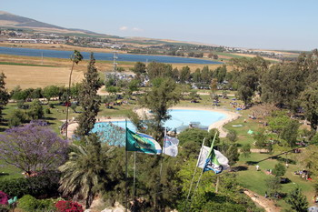 הנוף הנשקף מביתו של חנקין