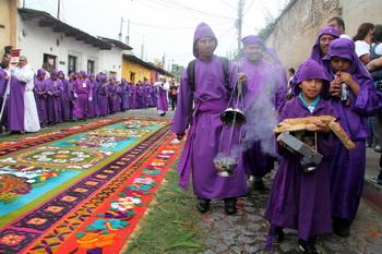 השבוע הקדוש באנטיגואה