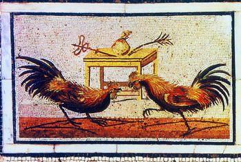 פסיפס מפומפיי (המוזיאון בנפולי)