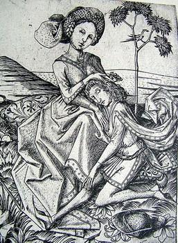 דלילה ומחלפות שמשון