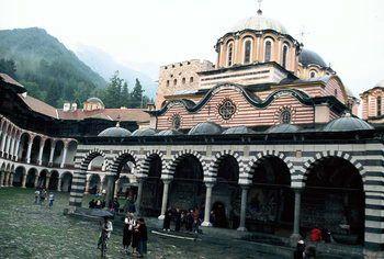 מנזר רילה בבולגריה