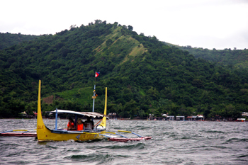 Taal Volcan