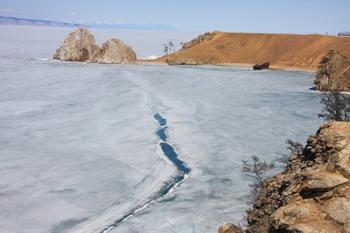 אגם בייקל - סיביר