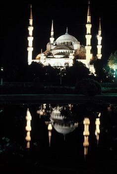 מסגד שולטן אחמט - איסטנבול