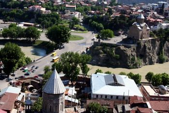 טביליסי - העיר העתיקה