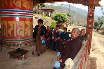 תוף תפילה בצ'ימי לחאנג