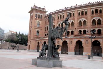 הארנה הראשית במדריד