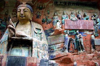 דאזו, סיצ'ואן, סין