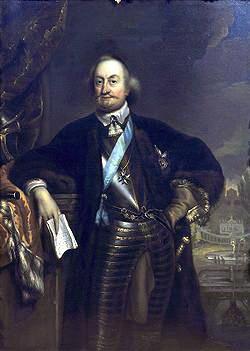 הרוזן Nassau-Siegen