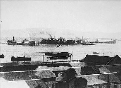 טביעת 'פאטריה' בנמל חיפה