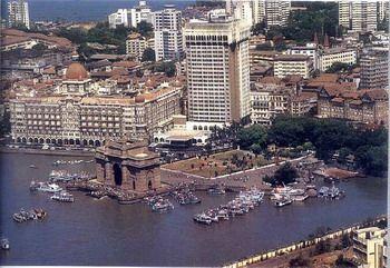 מלון טאג' מהל והשער להודו