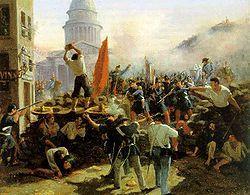 מהומות יוני בפריז, אביב העמים