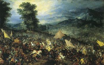 קרב גואגאמלה