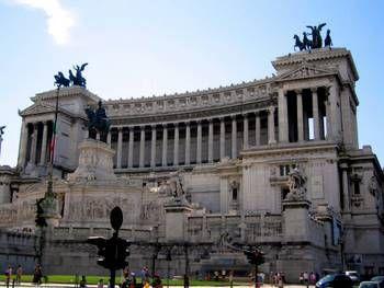 אנדרטת ויטוריו עמנואל