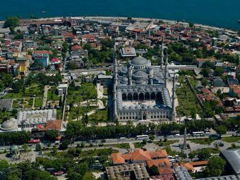 סגד סולימנייה, איסטנבול