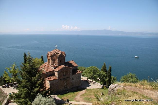 אגם אוכריד - טיול למקדוניה