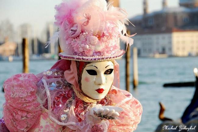 טיול לאיטליה - קרנבל בוונציה