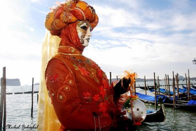 טיול לקרנבל ונציה