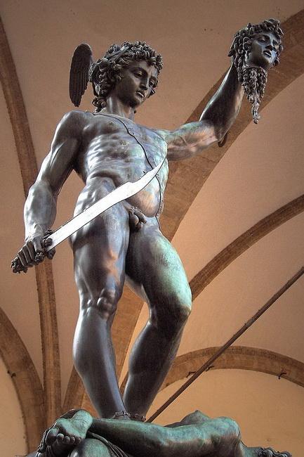 פסל פרסאוס