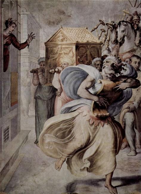 ארון הברית Francesco Salviati
