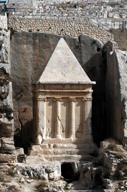 קבר זכריה