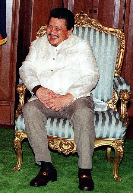 הנשיא אסטדה. צילום: באדיבות wikipedia