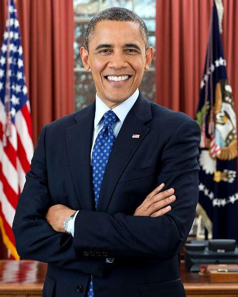 ברק אובמה - הנשיא ה-44 של ארצות הברית