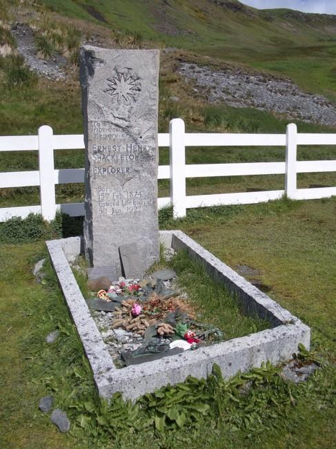 קברו של שקלטון