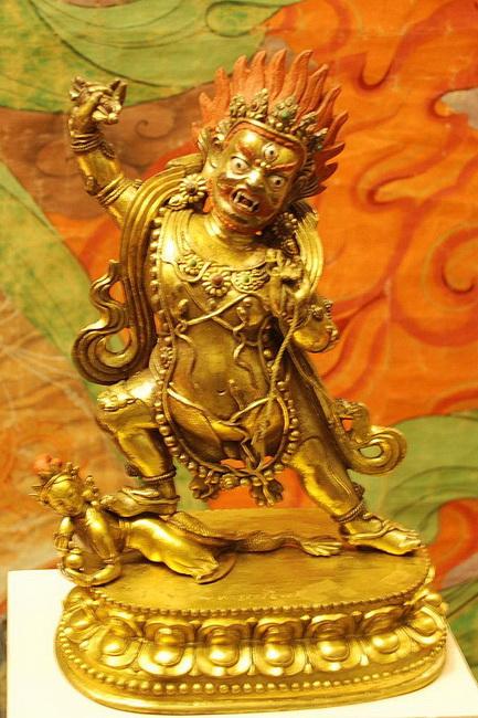 פסל ויג'רפאני. באדיבות Wikipedia