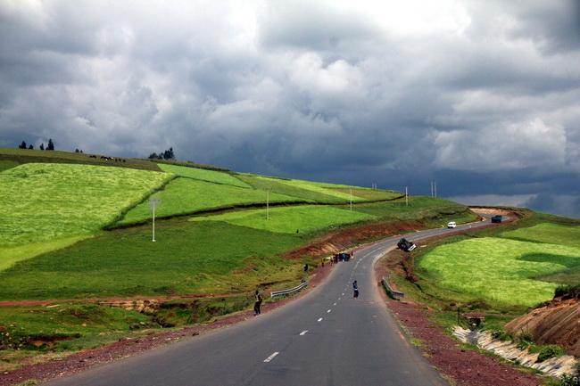 טיול לאפריקה