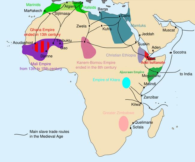 עבדים אפריקאים
