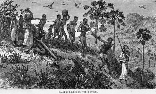 עבדות באפריקה