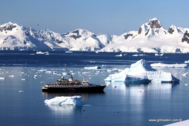 סיור לאנטארקטיקה