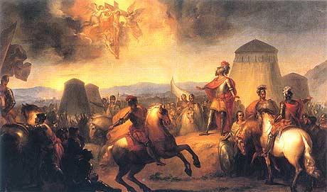 קרב אוריקה. באדיבות Wikipedia